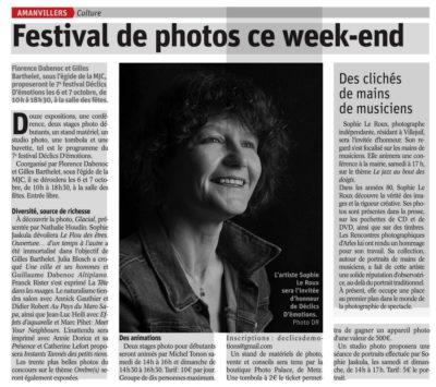 Article Republicain Lorrain | ©SophieLeRoux