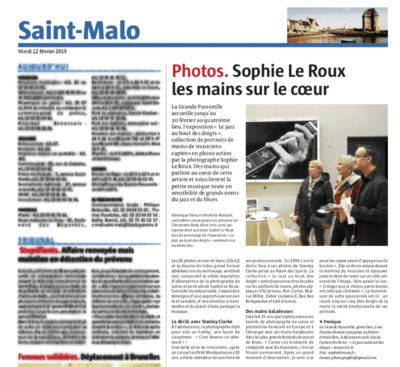 Article Saint Malo 2019 Jazz a l'Etage | ©SophieLeRoux