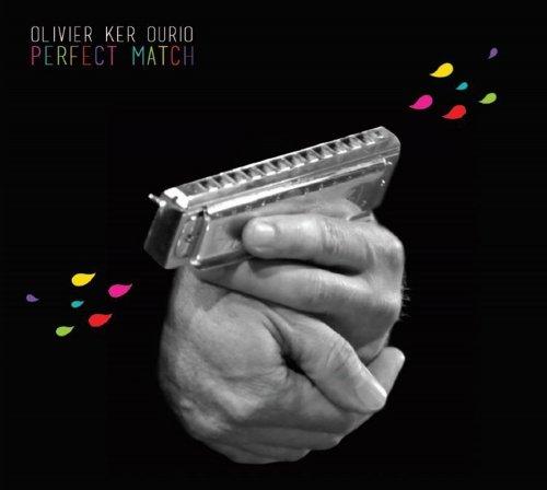 Sophie Le Roux - Pochette de disque d' Olivier Ker Ourio
