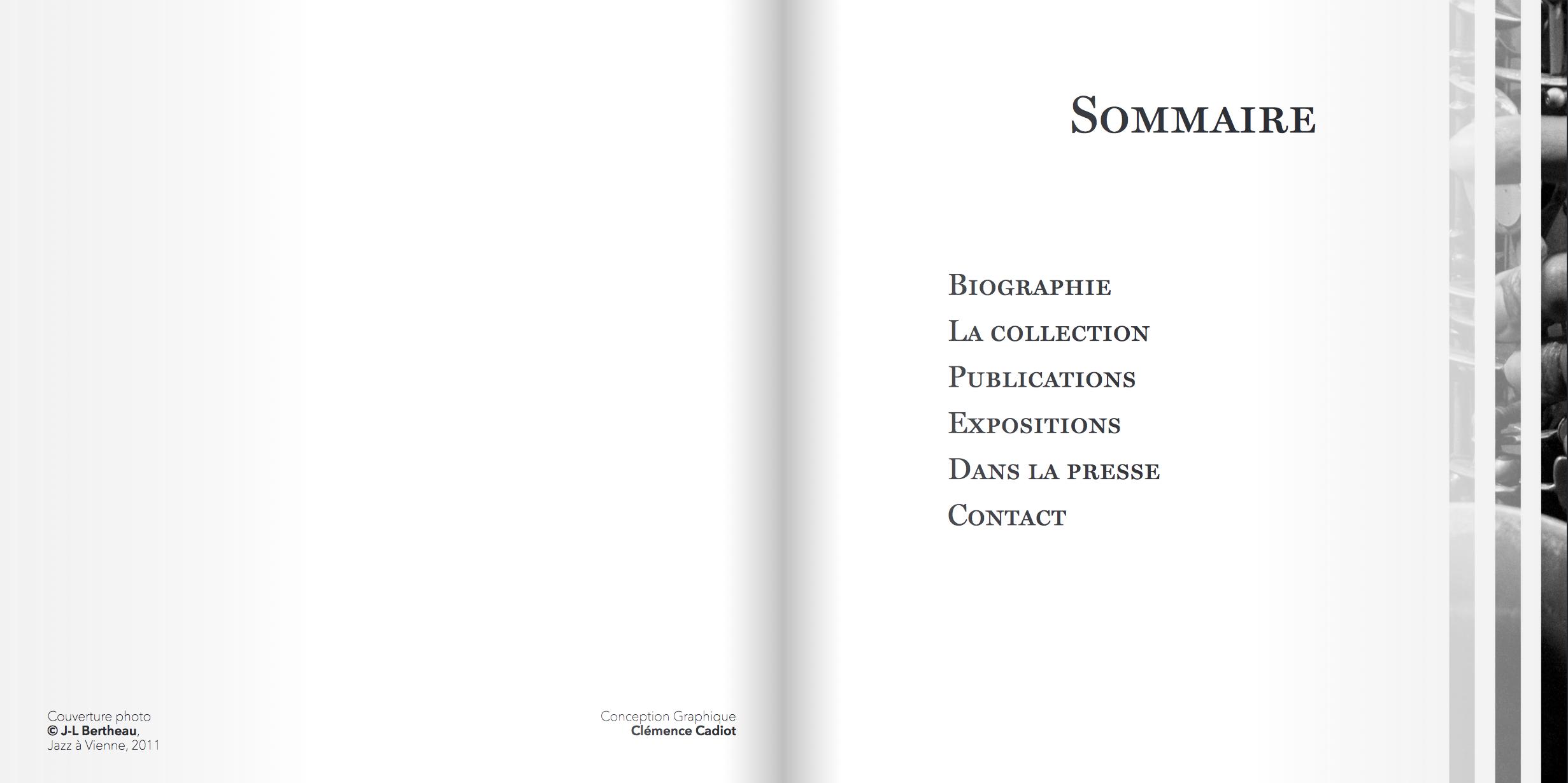 article dossier de presse Sophie LE ROUX